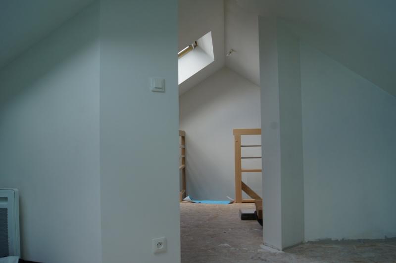 AMENAGEMENT DE COMBLES aménagement de combles avant finition peinture et revêtement de sol